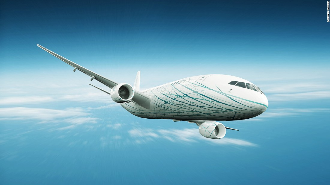 Its positioning as a medium-haul wide-body airliner sets the Frigate Ecojet apart in the market. Visually, its most eye-catching feature is its curved fuselage.