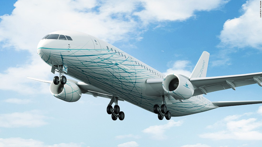 Rosavia hopes to plug a gap in the market by combining the capacity of a wide-body aircraft with the economics and range of a narrow-bodied one.
