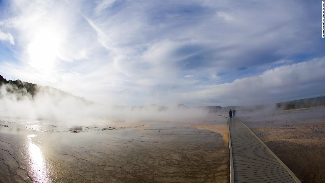 The National Park Service celebrates its centennial in 2016, and what better place to mark the anniversary than the nation's first national park? If you visit Yellowstone National Park this year, you'll enjoy a new boardwalk to visit Old Faithful. Neighboring towns such as Gardiner, Montana, are also prepared to host the throngs of expected park visitors.