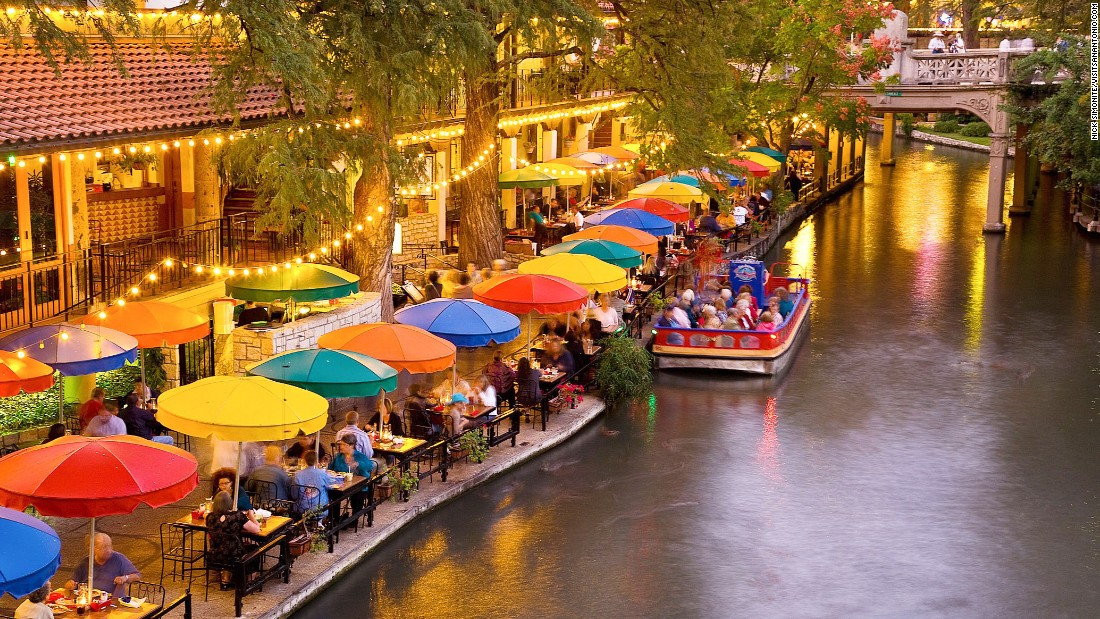 San Antonio, Texas, is sure to spice up a traveler's life with areas such as the Pearl Brewery District. The area offers new restaurants, a cooking school and events and festivals happening year round, such as the Western Heritage Parade and Cattle Drive. And the city has extended its River Walk from three to 15 miles.