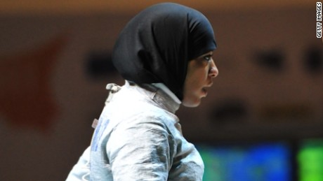 U.S. Olympic athlete to wear hijab curnow intv_00014907.jpg
