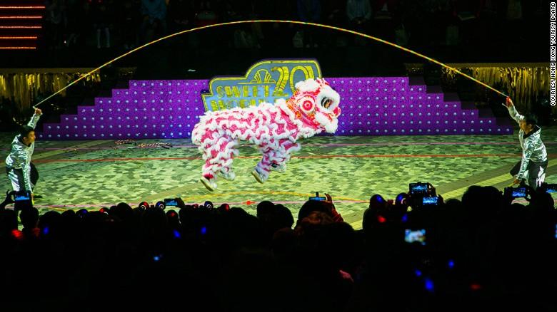 Reinventing Hong Kong's Lion Dance