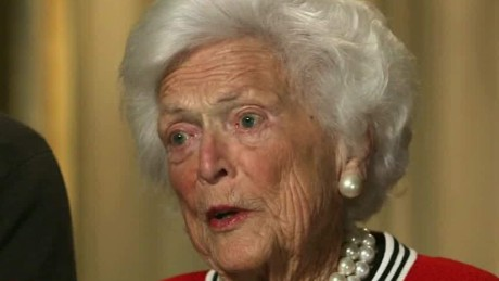 Barbara bush sick of trump gangel intv lead  _00003203.jpg