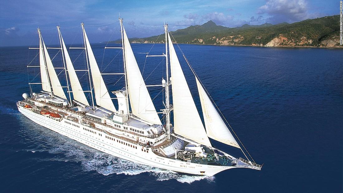 Windsurf Cruise