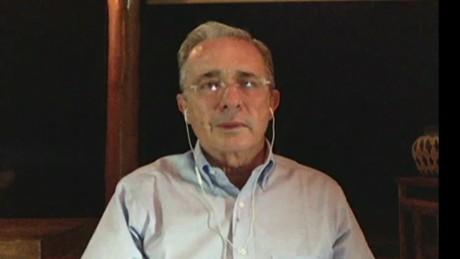 cnnee conclusiones alvaro uribe p1 obama plan colombia_00063828