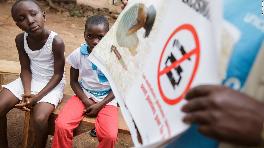 200 million women and girls live with female genital mutilation, says U.N.