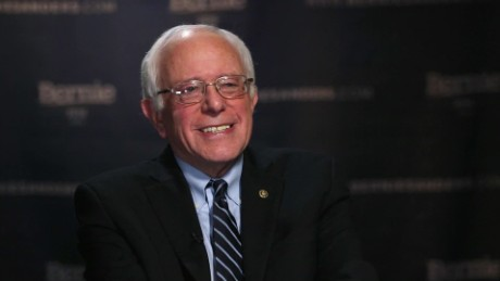 Sanders predicts close race in New Hampshire_00000111