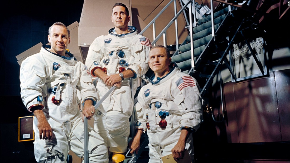 Edgar Mitchell, Apollo 14 astronaut, moon walker, dies ...