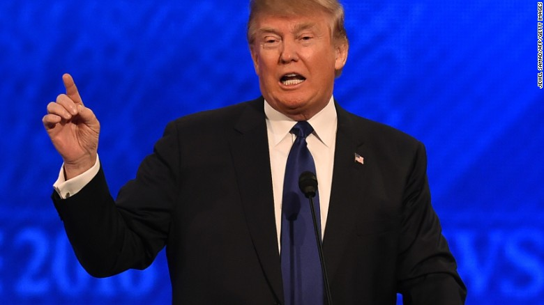 Donald Trump: 'Waterboarding is fine with me'