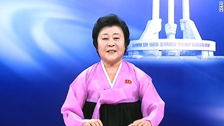 just watched north korea s revered news anchor replay more videos