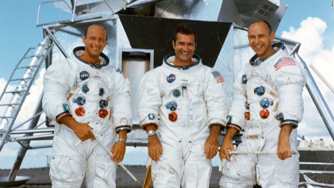 nasa astronauts 1969 - photo #22