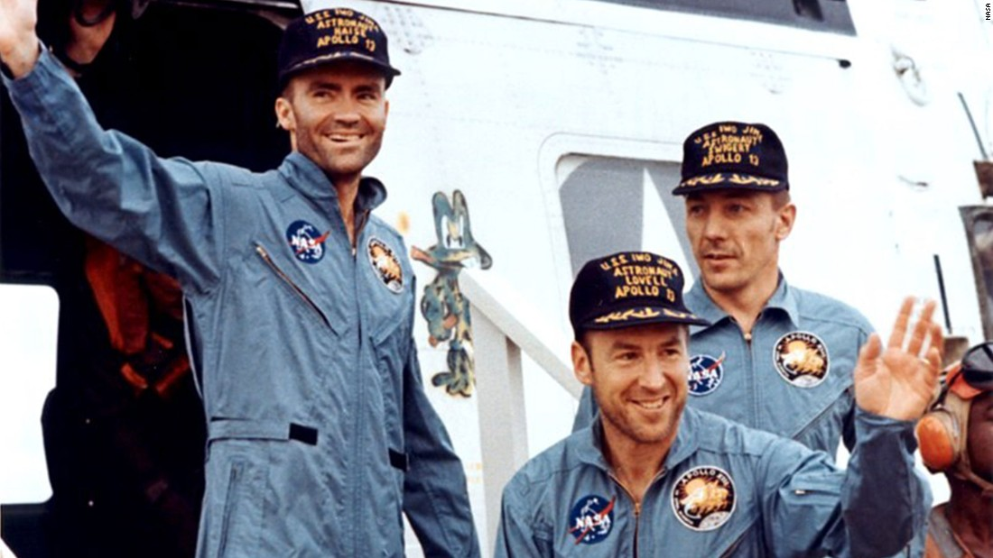 Edgar Mitchell, Apollo 14 astronaut, moon walker, dies ...