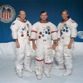 Apollo 16 crew photo