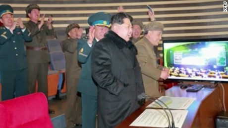 North Korea launches satellite