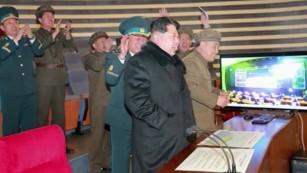 North Korea launches satellite