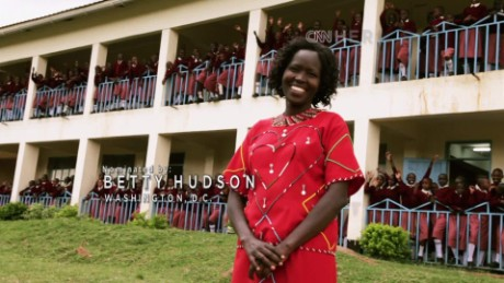 'Community crusader' fights for girls' education