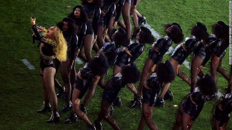 Rudy Giuliani slams Beyoncé's Super Bowl performance