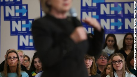 Why moms and daughters split over Hillary Clinton
