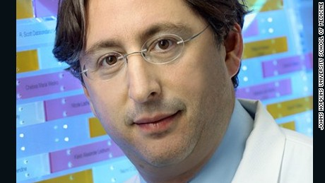 Dorry Segev, associate professor of surgery at the Johns Hopkins University School of Medicine.