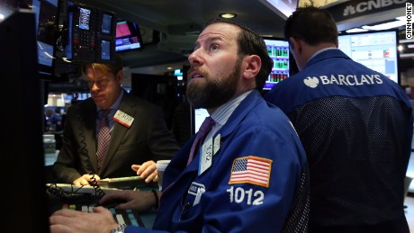 cnnmoney stock trader worried