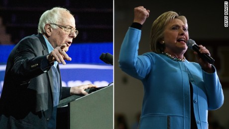 Bernie Sanders vs. Hillary Clinton: Where they stand on the big 2016 issues