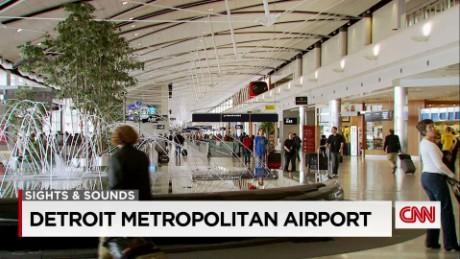 Detroit Airport Sights & Sounds_00003622