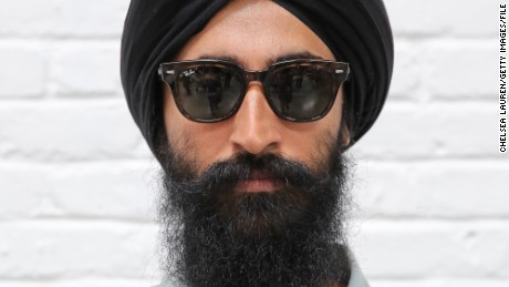 NEW YORK, NY - SEPTEMBER 07:  Actor Waris Ahluwalia attends the Yigal Azrouel fashion show on September 7, 2014 in New York City.  (Photo by Chelsea Lauren/Getty Images)