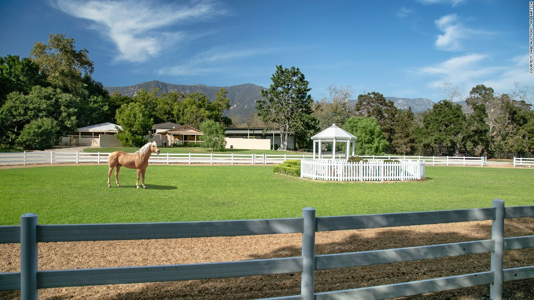 Horses Property For Sale In California