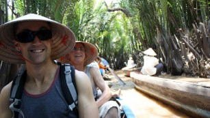 Luke Lockwood in Vietnam