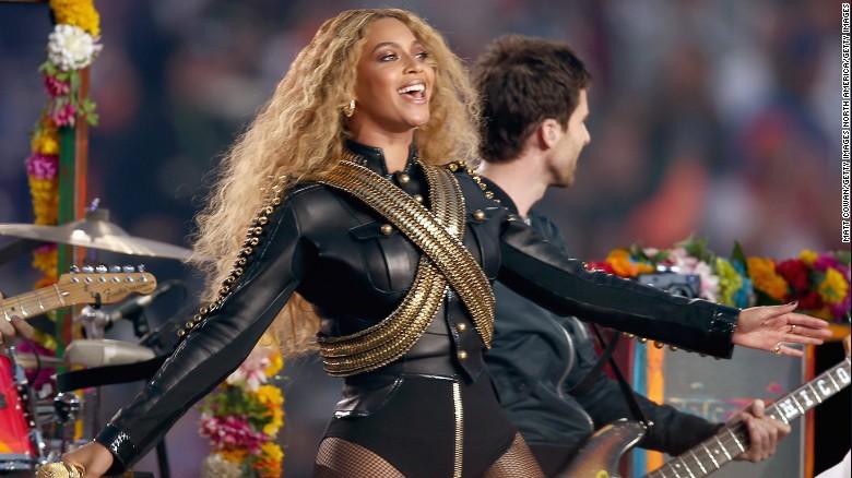 Giuliani criticizes Beyoncé's Super Bowl performance
