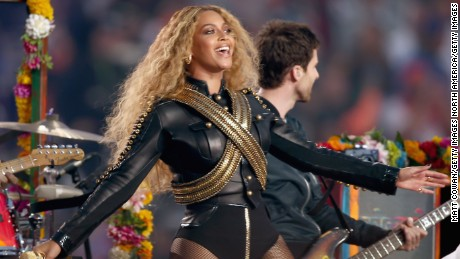 Giuliani criticizes Beyoncé's Super Bowl performance