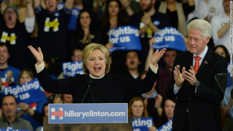 Fmr. Clinton Adviser: Clinton should worry about two things