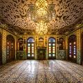 Golestan-palace,-tehraan