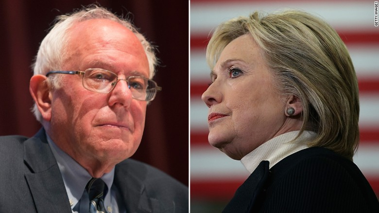 Clinton, Sanders battle after New Hampshire