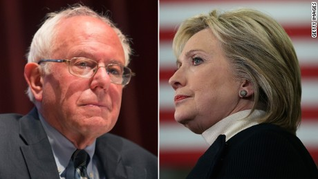 Clinton, Sanders battle after New Hampshire