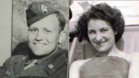 World War Two couple reunion watson pkg_00000000