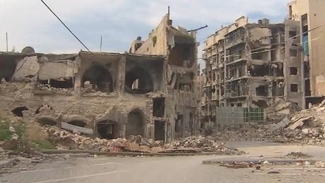 Syria Aleppo front line pleitgen pkg_00000000.jpg