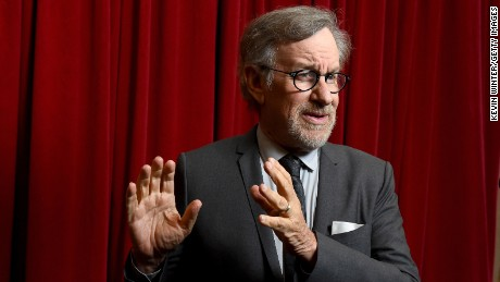 Director Steven Spielberg attends the 16th Annual AFI Awards on January 8, 2016 in Beverly Hills, California.