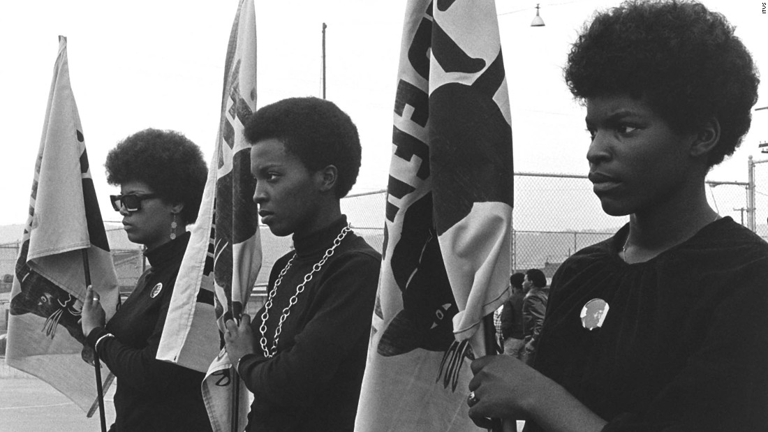 "The Black Panther Party weren't just revolutionaries, they were fashion trendsetters. Their Afros and emphasis on ""black is beautiful"" changed how blacks dressed and carried themselves in the late 1960s and early 1970s."