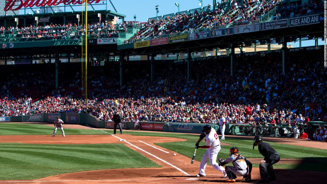 fenway park and parks - photo #35