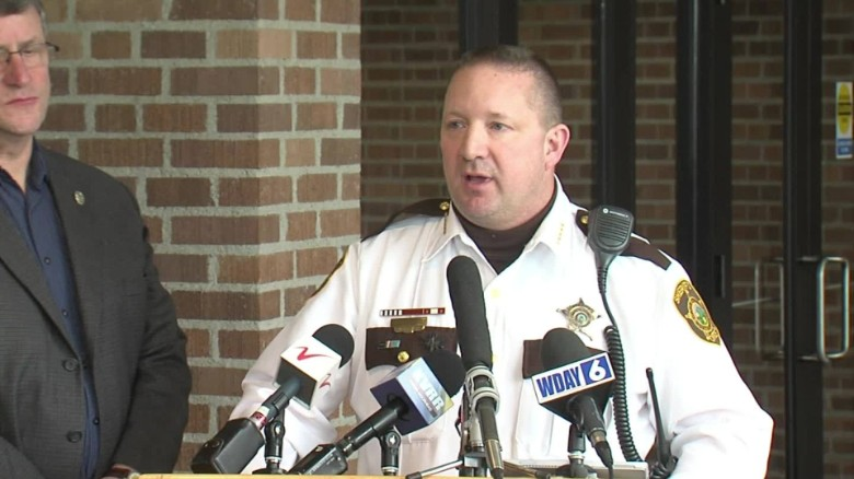 Sheriff: 'People are hunting us'