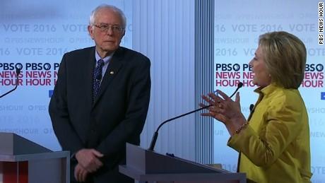 Sanders: 'Henry Kissinger is not my friend'