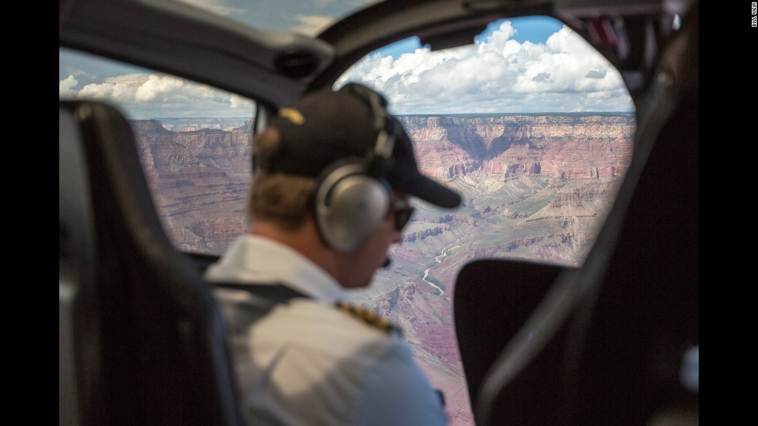 A drop in helicopter tour prices and a rise in popularity has created a debate over noise pollution in the Grand Canyon.