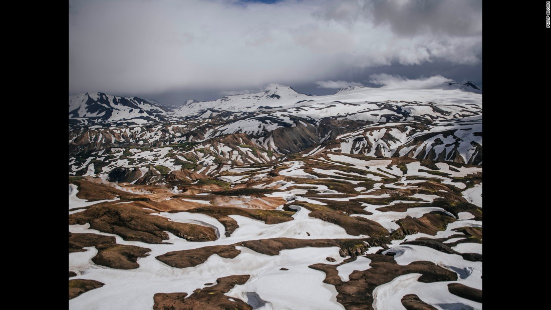 """Dramatic Icelandic landscapes like the highlands surrounding Landmannalaugar have inspired movies such as """"Lord of the Rings"""" and television series like """"Game of Thrones."""""""