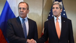 Syria talks: What Russia and the US agree and disagree on