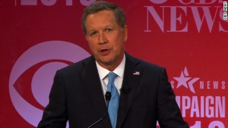 Gov. Kasich defends Medicaid expansion