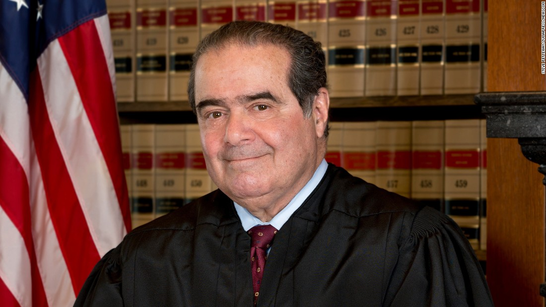 U.S. Supreme Court Justice Antonin Scalia, who was found dead on Saturday, February 13, was one of the most influential conservative justices in history. He was 79.