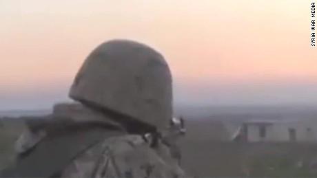 syria frontline fight isis pleitgen pkg_00020414.jpg