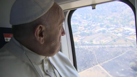 pope francis mexico day 2 visit nat pkg_00000909