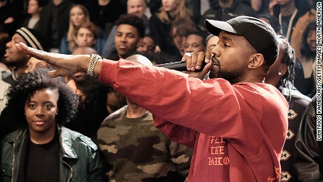 Kanye West asks Mark Zuckerberg for $1B